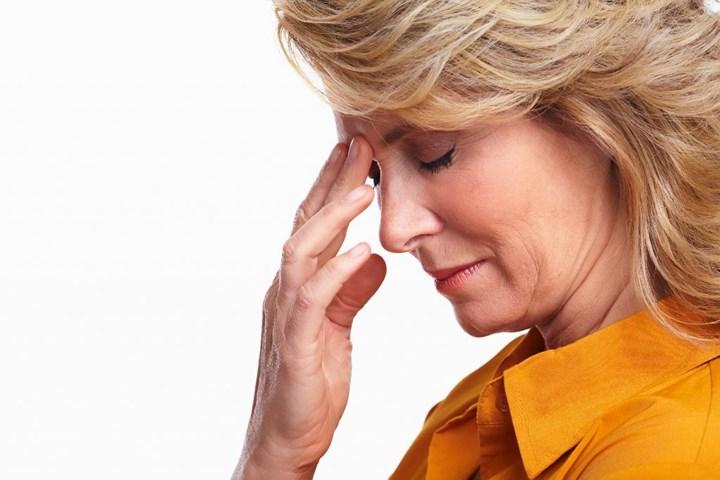 Thiếu máu não gây tình trạng căng thẳng mệt mỏi