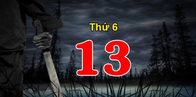 Những bí ẩn về thứ 6 ngày 13, sự kinh hoàng đối với thế giới phương Tây