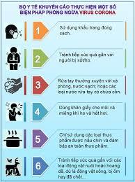 6 điều cần làm để đảm bảo phòng chống dịch Covid 19 tại nơi làm việc