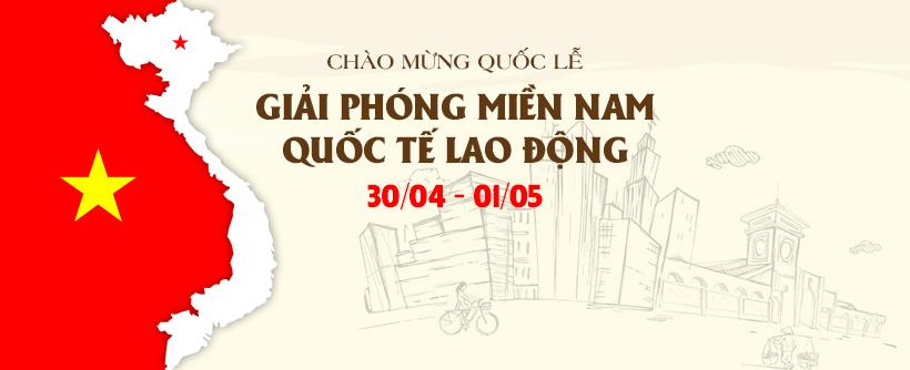 Thanh Trang- Chào mừng kỷ niệm 45 năm ngày Giải phóng miền Nam, thống nhất đất nước và Quốc tế lao động 1/5