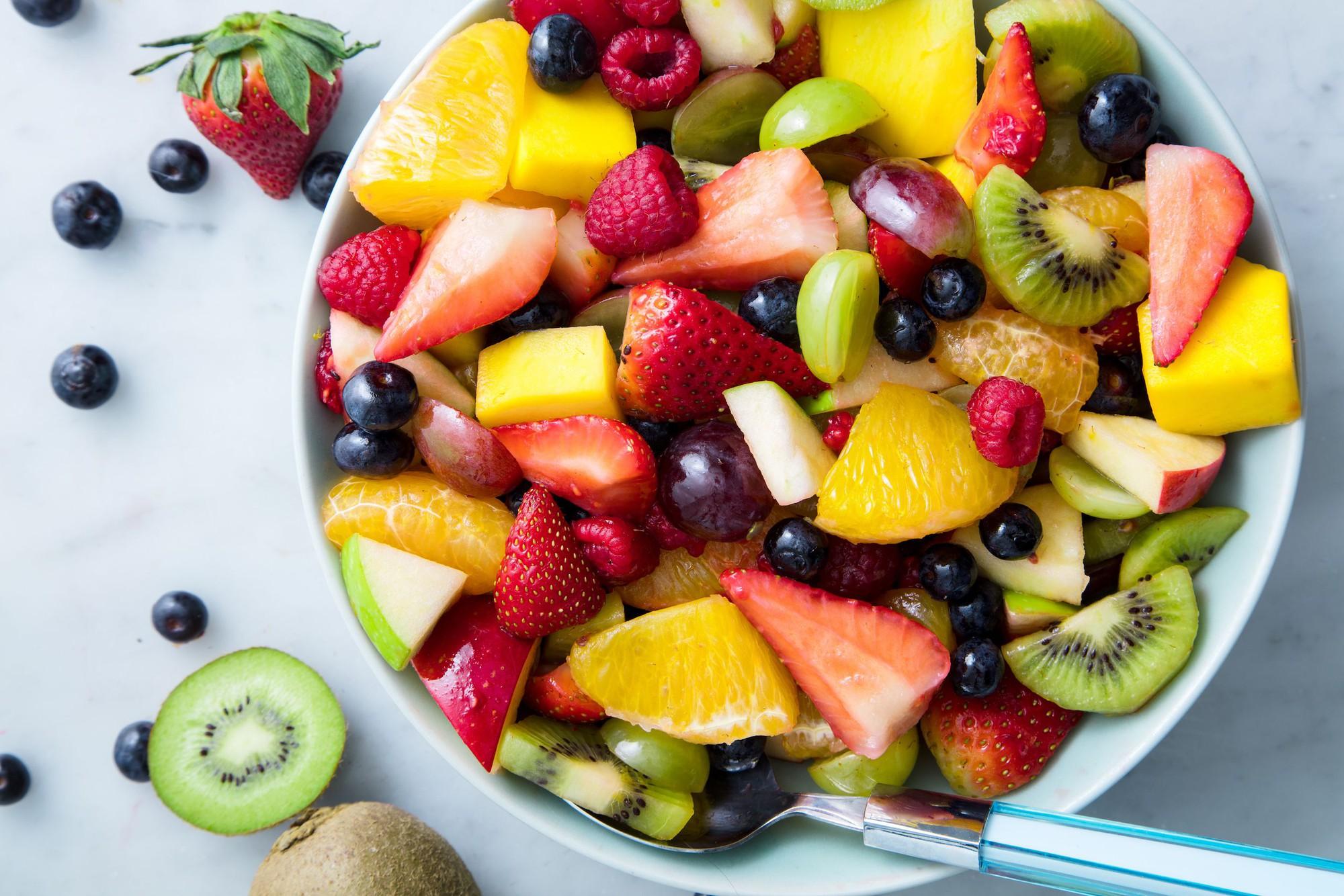 Có thật ăn hoa quả phải ăn lúc đói?