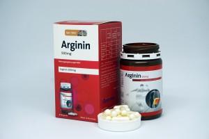 ARGININ 500 mg 90 viên