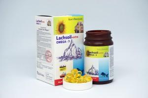 LACHSOIL EXTRA OMEGA 3 - 60 Viên