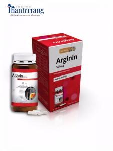 ARGININ 500 mg 30 viên